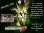 Animation Sporz, Boufféré, 2016