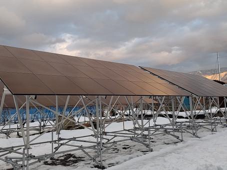 2020.12.02~12.28 中野市 高圧太陽光発電【増設】工事