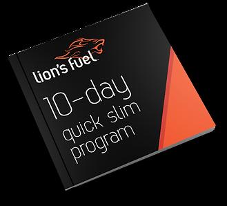 Lion's Fuel 10-Day Quick Slim Program