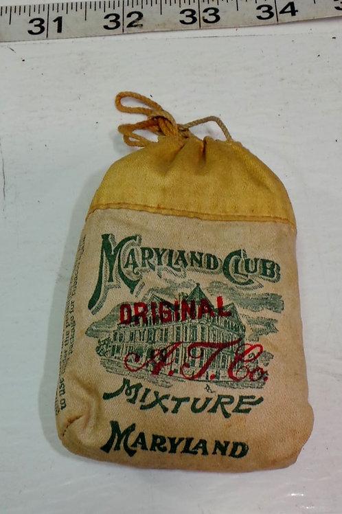 Maryland Club Mixture Tobacco Sack