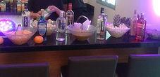 Open bar para a festa ficar ainda melhor!