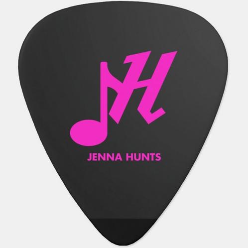Jenna Hunts Guitar Picks