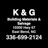 K & G Building Materials & Salvage