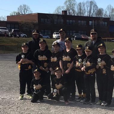 2019 Minors Gold