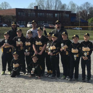 2019 Boonville Minors Gold