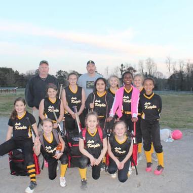 10U Softball 3-28-2019