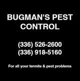 Bugman's Pest Control