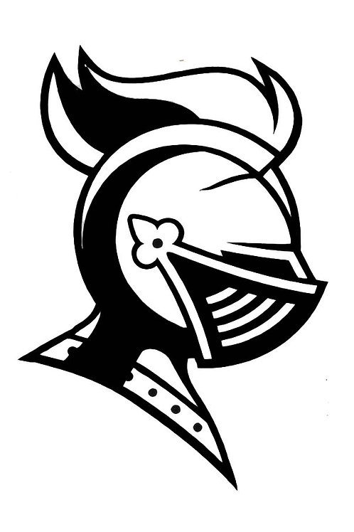 Black Knight VINYL DECAL