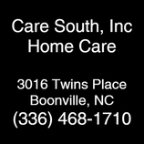 Care South Home Care