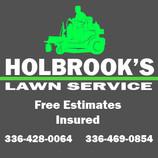 Holbrook's Lawn Service