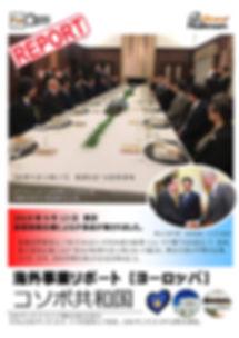 コソボ便り⑦ 2019_9 夕食会(コソボ・安倍首相)-1.jpg