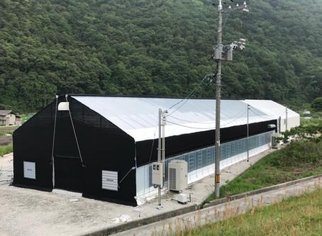 きのこ事業/広島県