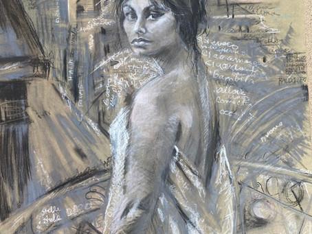 """Everything you see I owe to Spaghetti"" - A Portrait of Sophia Loren"