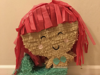 Mermaid Pinata Tutorial