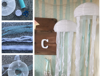 DIY Jelly Fish by Cozee Crafts