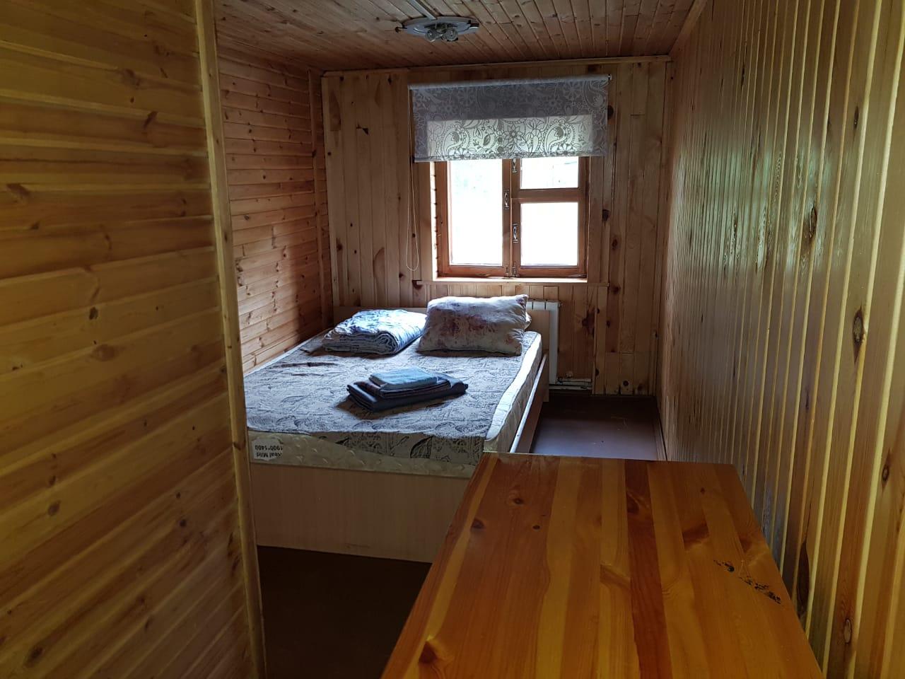 Теремок 3 спальня на первом этаже