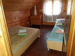 Теремок 3 спальня 2-й этаж