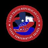 Transparent LOGO DESIGN Lake Travis Republican Club.png