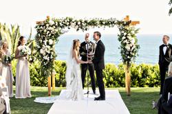 Coastal Formal Wedding