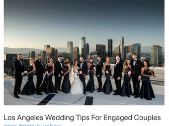 Check out one of our preferred DJ's new blog post on all wedding details!