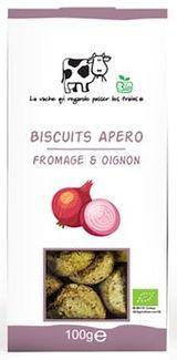 LA VACHE BISCUIT FROMAGE & OIGNONS.JPG