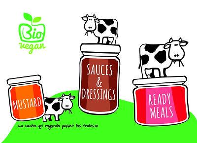 la vache bio gamme