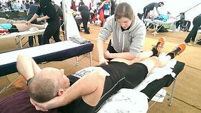 massage hartley wintney