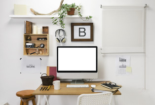 New to working from home (WFH) or needing to work from home but not at your usual 'desk'?