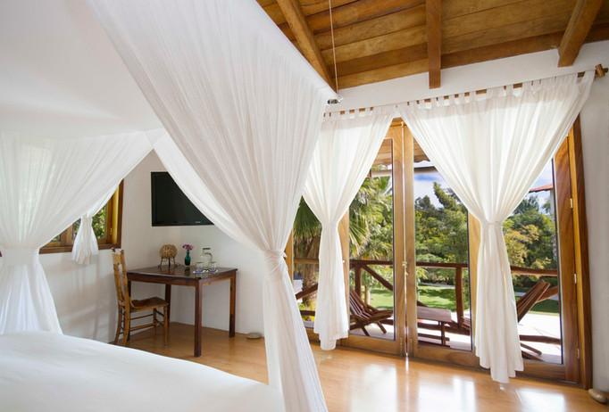 Junior Suite Vista a la Montaña