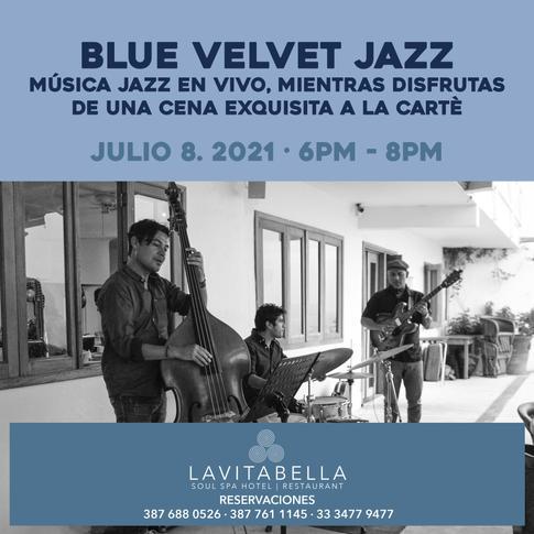 Blue Velvet Jazz