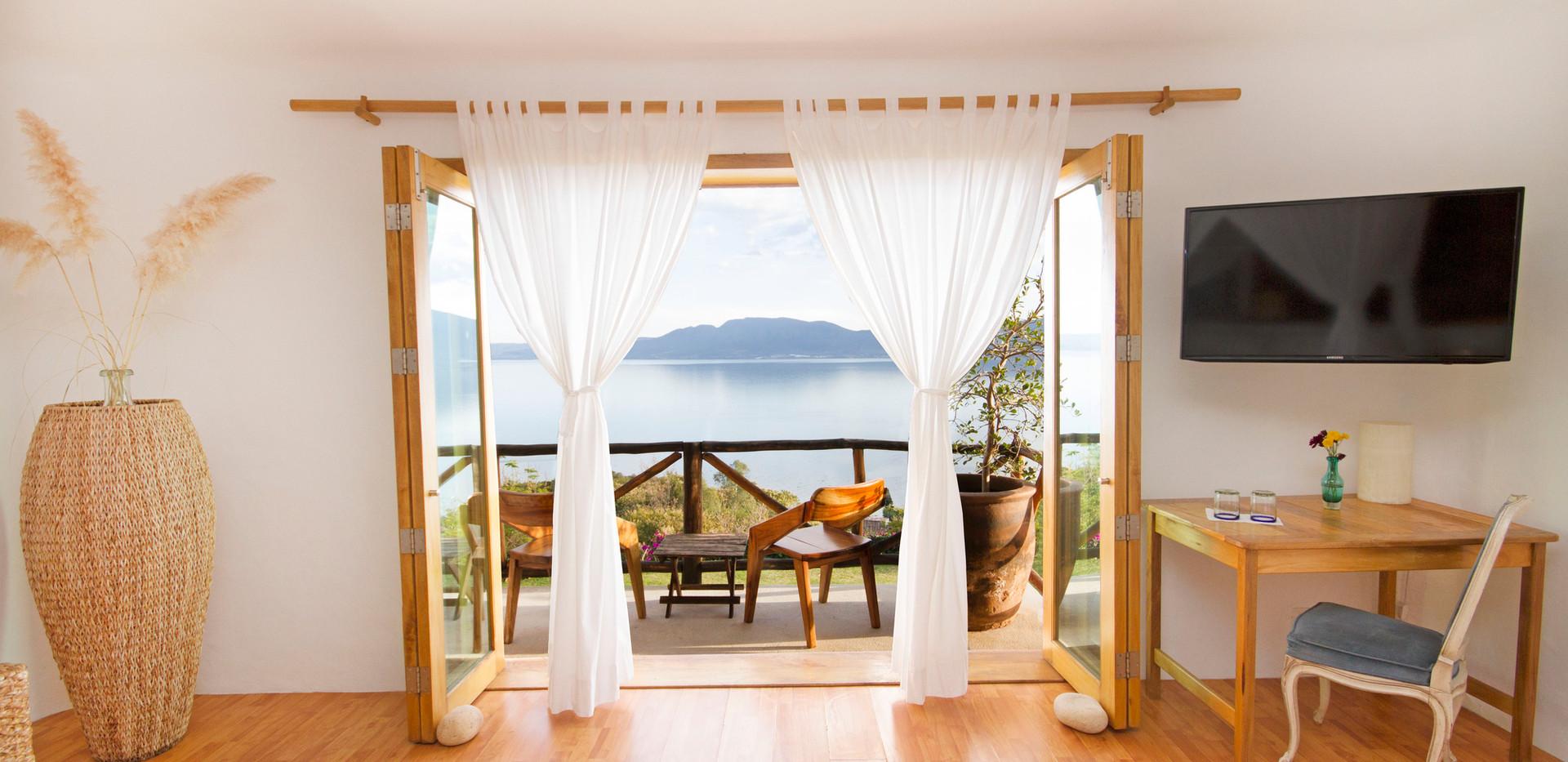 Master Suite Vista al Lago