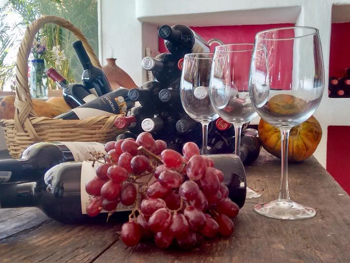 Nuestra seleccion de vinos La VitaBella Restaurante