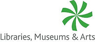 Libraries, Museums & Arts Logo - resized