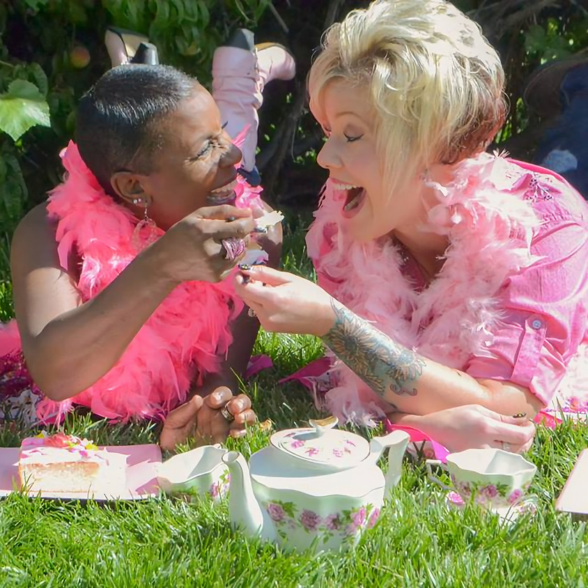 Keeping the Faith Breast Cancer Survivors' Luncheon (A Celebration of Legacy & Living Legends)
