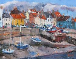 Harbour Boats, St Monans