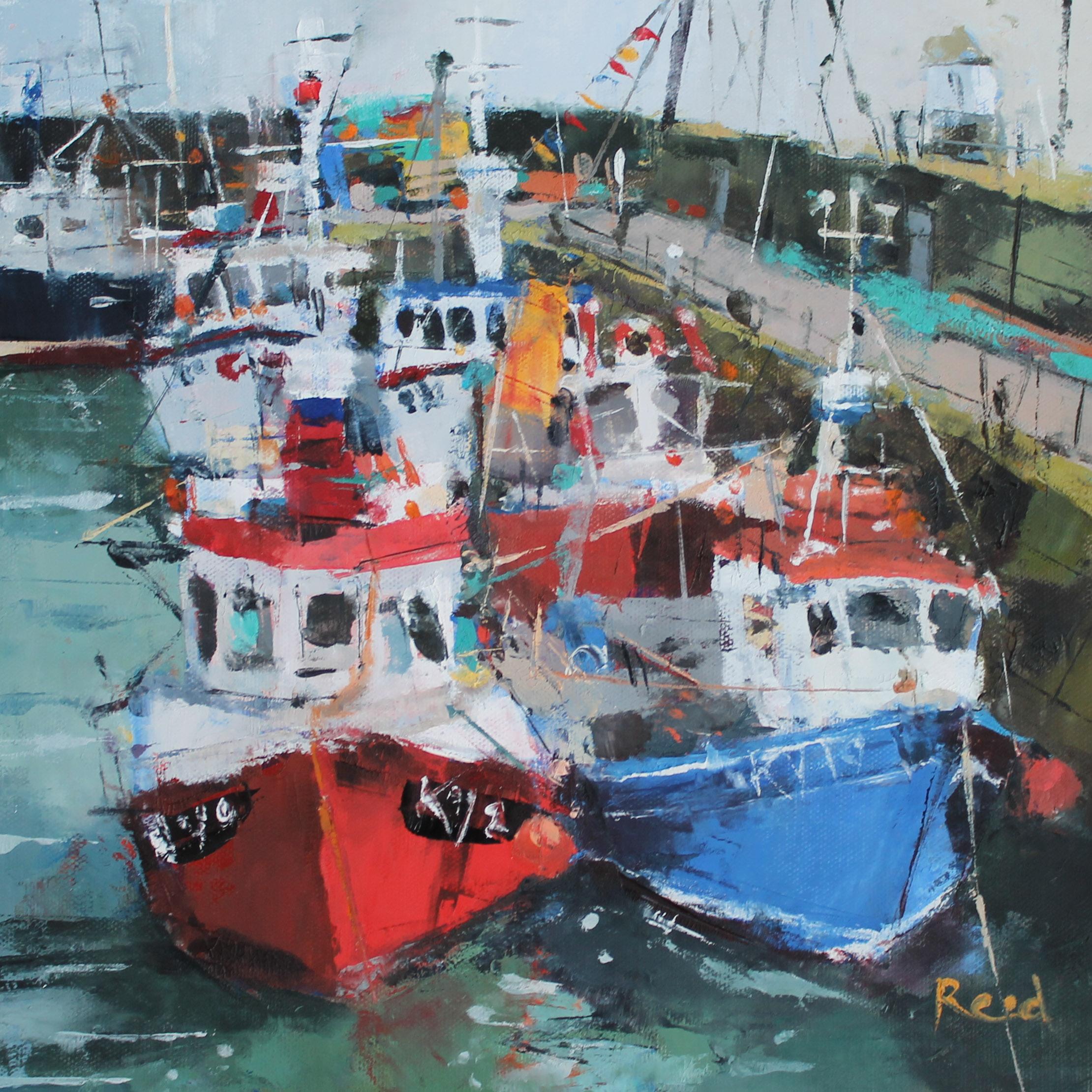 Pittenweem Boats
