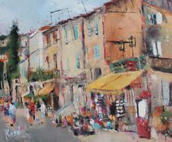 Street Market, Provence