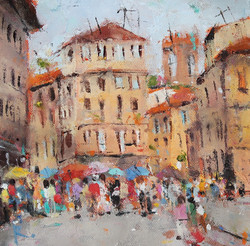 Summer Crowd, Florence