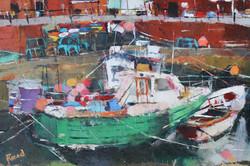 Brodick Boats, Arran