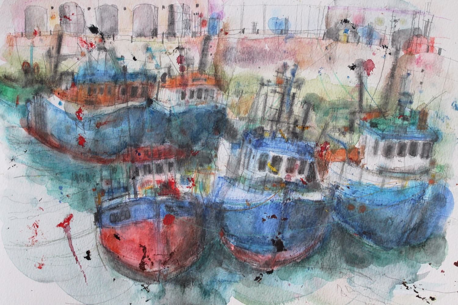 Pittenweem Boats