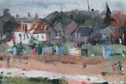 Earlsferry Beach Huts