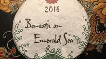 Crimson Lotus Tea: Beneath an Emerald Sea (Spring 2016)
