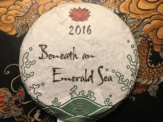 Crimson Lotus Tea: Beneath an Emerald Sea (Spring 2016)