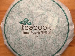 Teabook: Raw Pu-Erh Tea Cake (Spring 2017)