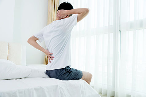back pain and upper back pain