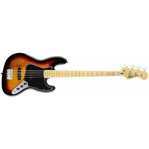 Baixo Fender Squier Vintage Modified Jb 77 500 Sunburst Sb