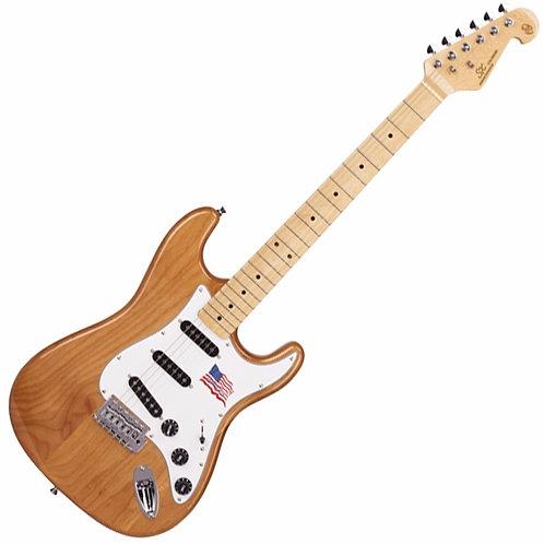 Guitarra Strato Sx Vintage Sst Alder Na