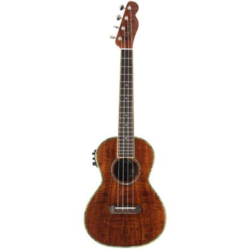 Ukulele Fender Eletroacustico Nohea Electric Natural