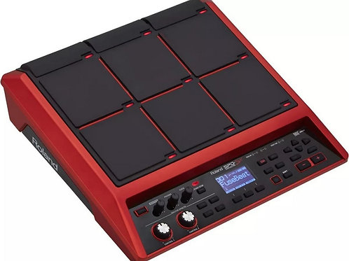PERCUSSÃO DIGITAL SAMPLER PAD ROLAND SPD-SX
