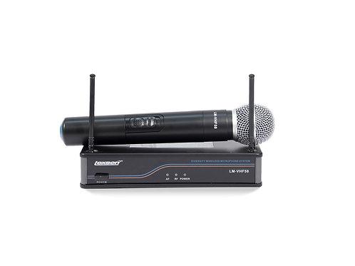 MICROFONE LEXSEN LM-VHF58 SEM FIO